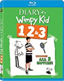 Diary of a Wimpy Kid 1, 2 & 3 Blu-r