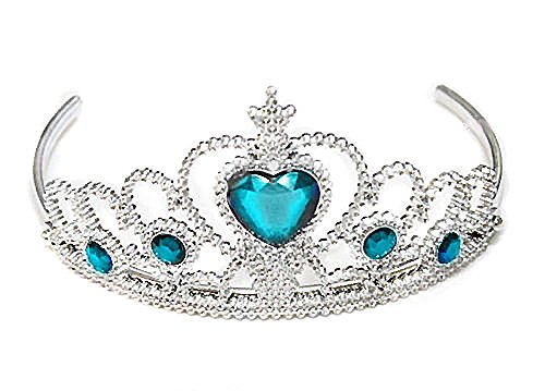 Fairy Princess Cinderella Tiara Crown Headband Accessories for Kids Costume Party