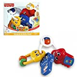 Fisher Price Brilliant Basics Muscial Activity Keys