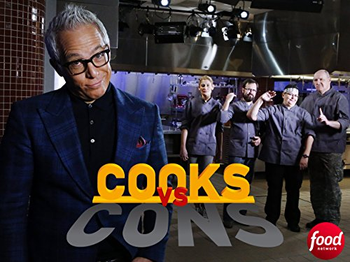 Cooks vs. Cons, Season 1