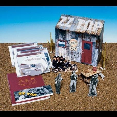 Zz Top - Chrome, Smoke and Bbq_ the Zz Top Box - Zortam Music