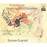 Krenek: Complete String Quartets [Samtliche Streichquartette]