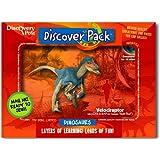 Dinosaur Discover Pack, Velociraptor ~ Discovery Post