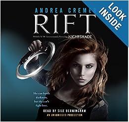 Nightshade Prequel 01 - Rift - Andrea Cremer