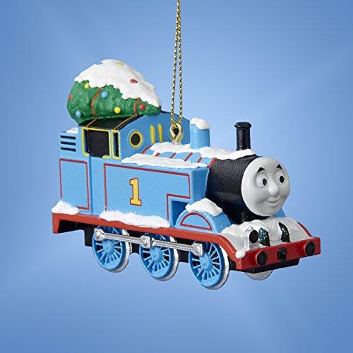Thomas the Tank Engine with Tree Blue Train Christmas ...