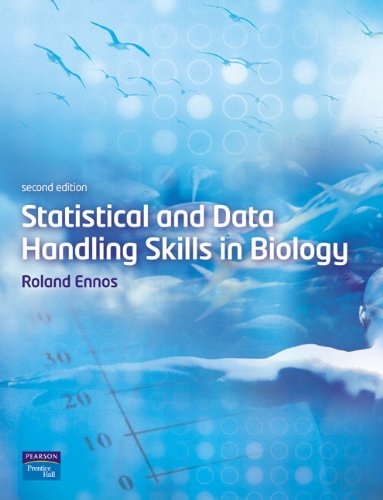 Statistical and Data Handling Skills in Biology (2nd Edition)