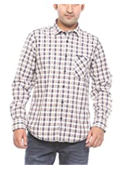 Pepe Men's Slim Fit Cotton Shirt - B00VRTMBTQ