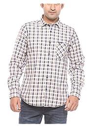 Pepe Men's Slim Fit Cotton Shirt - B00VRTMHYK