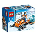 Lego City - 60032 - Jeu De Construction - La Motoneige
