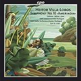 echange, troc  - Villa-Lobos: Symphony No. 10