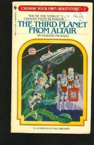 Third Planet From Altair (Choose Your Own Adventure, No 7)