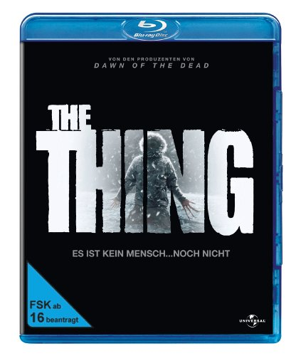 Нечто / The Thing (2011) BDRip 720p