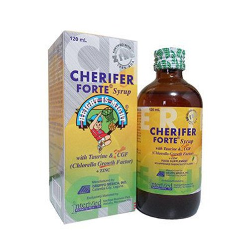 Cherifer Forte sirop w Zinc Taurine Double
