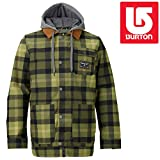 BURTON(バートン) バートン スノーボード ウェア ジャケット DUNMORE Jacket ALGAE PLAIDIPUS   Burton 2016 ウエア BURTON (15-16 15 16) S
