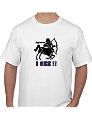 Tshirt India Men's Round Neck Cotton T-Shirt - B00O8MVYAQ