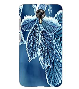 MICROMAX CANVAS XPRESS 2 E313 LEAFES Back Cover by PRINTSWAG