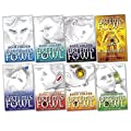 Artemis Fowl Pack, 8 books, RRP �55.92 (Artemis Fowl; Time Paradox; Atlantis Complex; Last Guardian; Opal Deception; Arctic Incident; Eternity Code; Lost Colony).