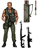 NECA Commando Scale 30th Anniversary Ultimate John Matrix Action Figure, 7""