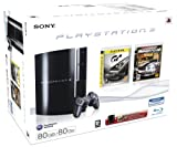 echange, troc Console PlayStation 3 + GT5 Prologue Platinum +  Midnight Club