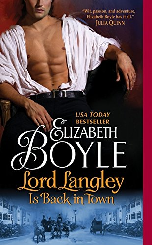 Image of Lord Langley Is Back in Town (The Bachelor Chronicles)