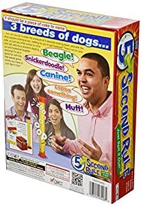 5 Second Rule - Just Spit it Out! by Patch Products