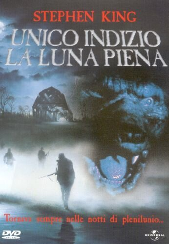 Unico indizio la luna piena [IT Import]
