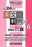 条文・判例本〈6〉民事系民訴〈平成24年版〉
