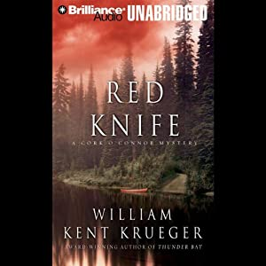 Red Knife Audiobook