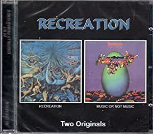 Recreation / Music Or Not Music