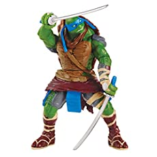 Teenage Mutant Ninja Turtles Movie Deluxe Leo