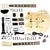 Bausatz für Doppelhals E-Gitarre