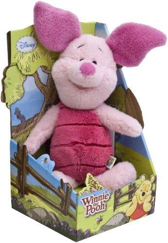 Imagen principal de Joy Toy 1000303  - Peluche de Piglet, el cerdo de Winnie the Pooh (25 cm) [Importado de Alemania]
