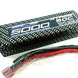 Bateria LIPO 5000mAh 50-100C 2S 7,4V XTRON Hard Case