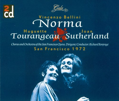 Norma (Sutherland) -Bellini - CD
