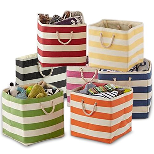Betty rhae toy storage basket for nurseries babies kids for Baskets for kids room