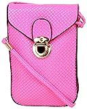 Trendberry Women's Sling & Cross-Body Bag - Pink, TBMS(P)14