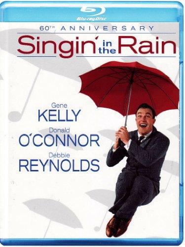 Singin' in the rain(anniversary edition) (+DVD+book) [Blu-ray] [IT Import]
