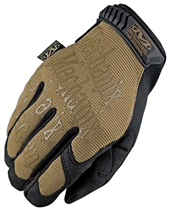 Mechanix Wear MG-72-009 Original Glove, Coyote, Medium