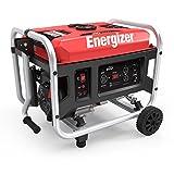 Energizer eZG3500 3500-watt Portable Heavy Duty Power Generator, CARB Approved