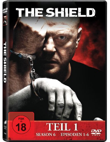 The Shield - Season 6, Vol.1 [2 DVDs]