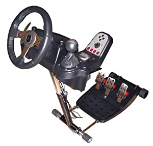 Racing Steering Wheel Stand for Logitech G27 or G25, V1-Standard, Original Wheel Stand Pro Stand - Sale!
