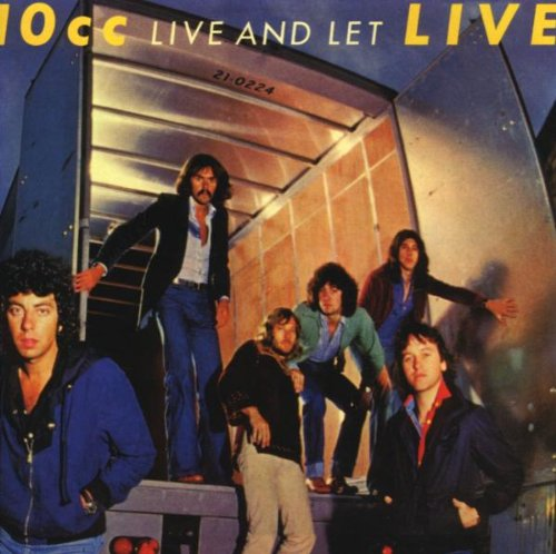 10cc - LIVE AND LET LIVE (VINYL) - Zortam Music