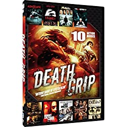 Death Grip Action Thriller - 10 Movie Collection