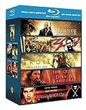 echange, troc Coffret Action - 5 films : 300 , Troie ... [Blu-ray]