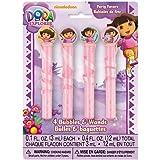 Dora The Explorer Party Bubbles Favors, 4ct