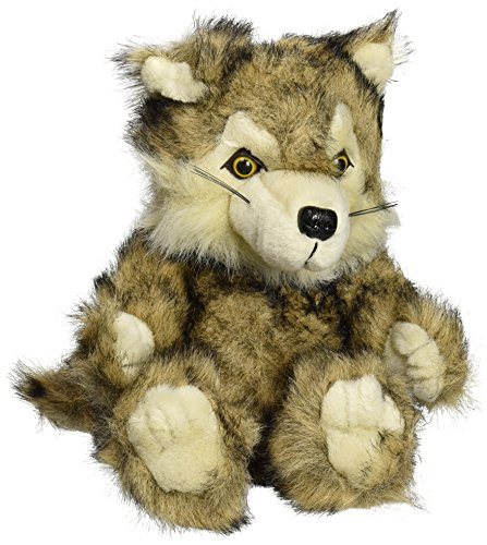 "Purr-Fection Tender Friend Wolf 12"" Plush"