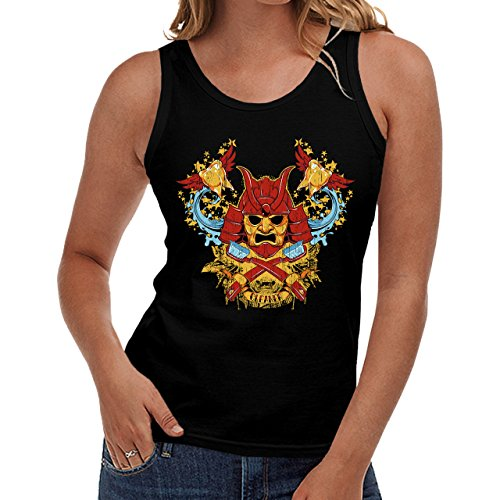 Wellcoda | Tooth Cleaner Ghost Epic Monster Womens NEW Tank Top Black S-2XL