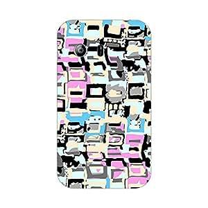 Garmor Designer Plastic Back Cover For Samsung Galaxy Y S5360