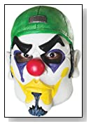Punch Line Clown Mask