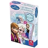 Ass Altenburger 22501548 - Quartett- und Aktionsspiel Disney's Die Eiskönigin
